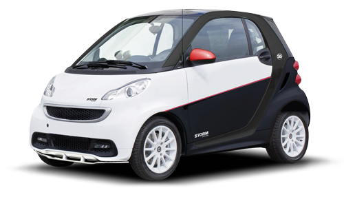 Special Edition Smart Cars London Dorset