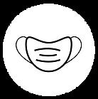 wear a mask icon