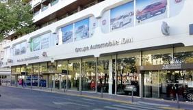 Fiat Alfa Romeo Abarth Marseille