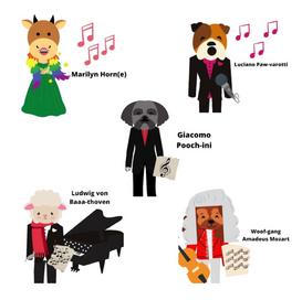 Musical Animals
