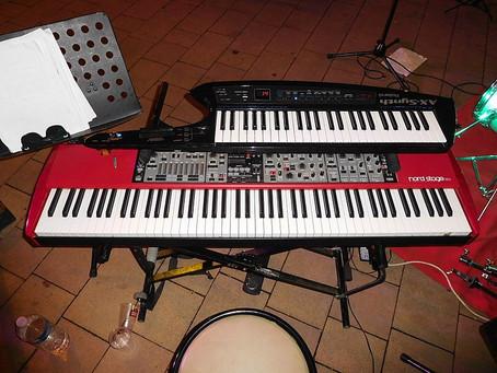 Basics Of Recording: Keys & Piano