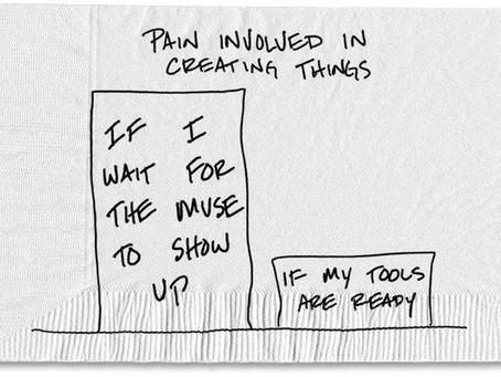 When Creativity Strikes.....