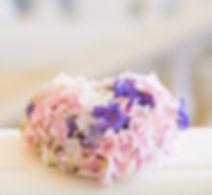 Розово-фиолетовая свадьба Спб