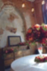 Оформление свадьбы в замке Бип