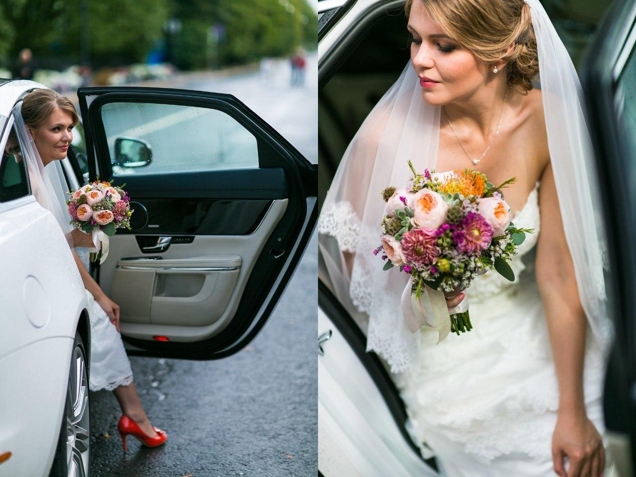 Букет Невесты в Санкт-Петербурге