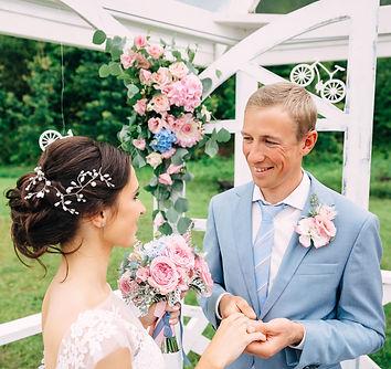 Свадебная флористика и декор СПБ