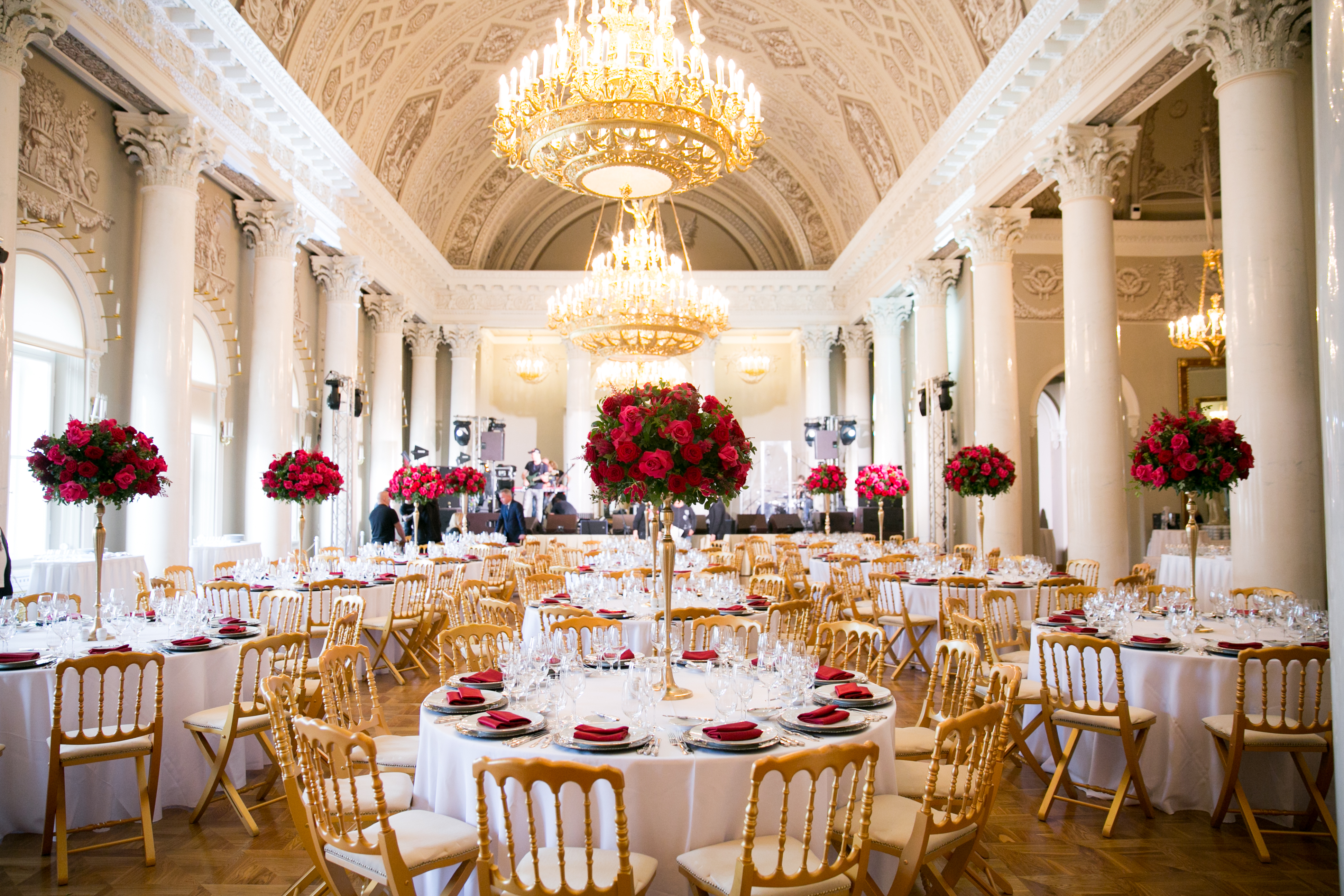 Свадьба в Юсуповском Дворце