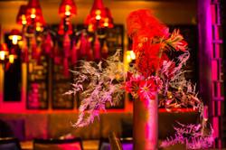 зимнее оформление ресторанов в СПб