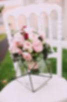 Оформление свадьбы цветами в  СПб