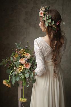 Букет Невесты от Илоны Верис