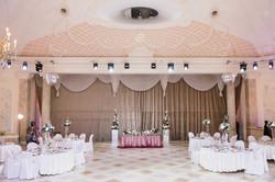 Оформление свадьбыв летнем дворце