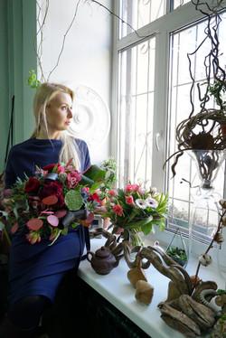 Флорист Илона Верис