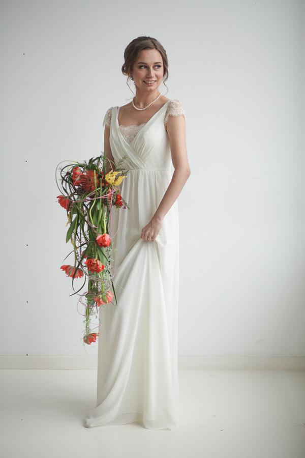 Арт букет невесты