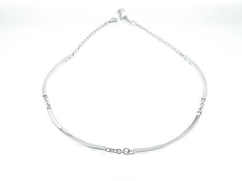 Halsband med 4 stavar