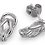 Thumbnail: Små knopar i silver