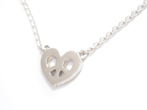 Halsband Love & Peace