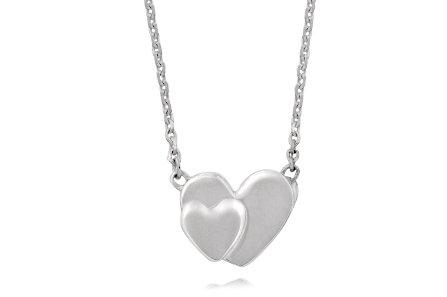 Halsband med hjärtan
