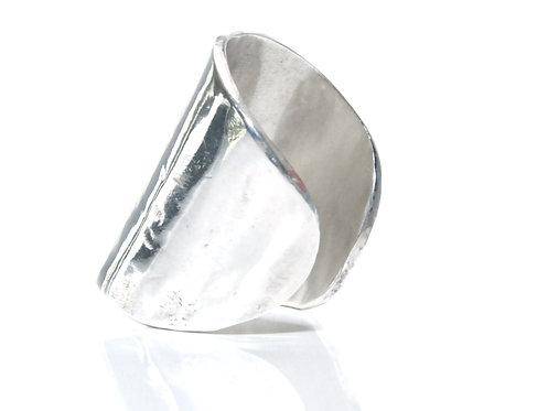 Ring bred öppen oval
