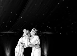 Sarah & Richard's wedding at Kempley