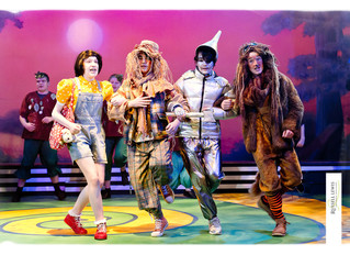 The Wizard of Oz at The Courtyard Theatre
