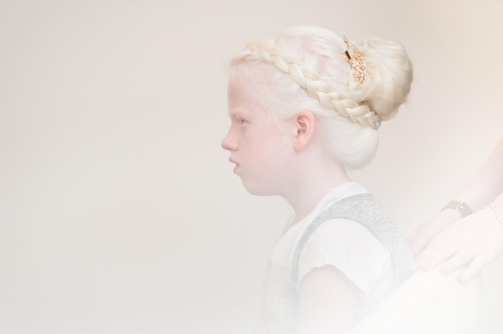Flower girl at lemore Manor