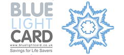 Blue Light discount now available