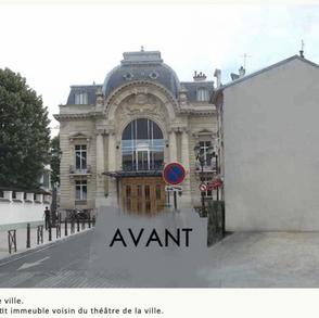 Puteaux Centre Ville AVANT