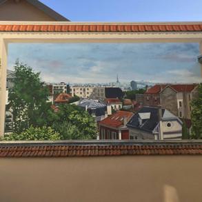 Mur Montesson APRES