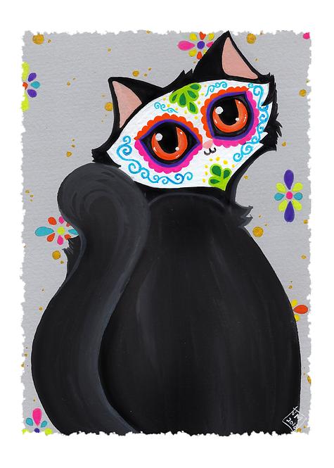 Black Cat-lavera