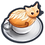 Thumbnail: Café Kitties Vinyl Stickers