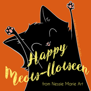 Happy Meow-lloween! Get 20% OFF Your Order
