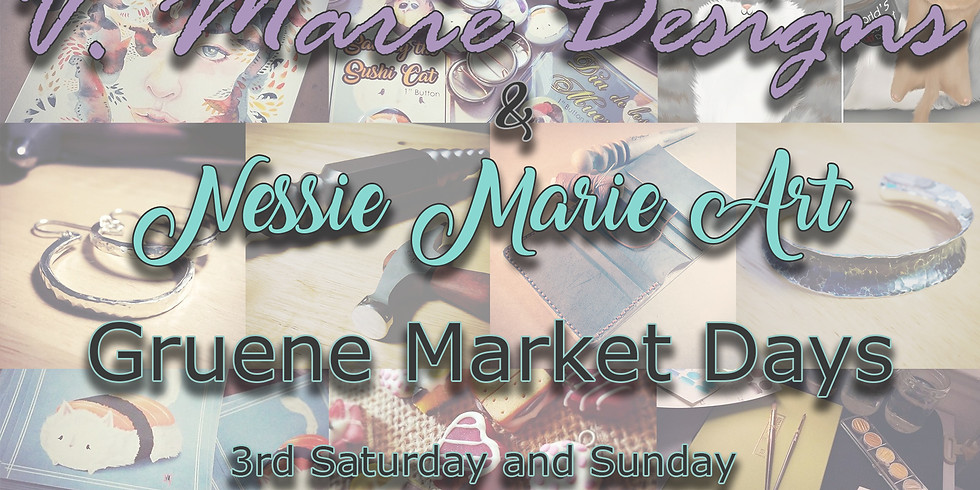 Venessa Marie @ The Gruene Market Days Feb 17th-18th 2018