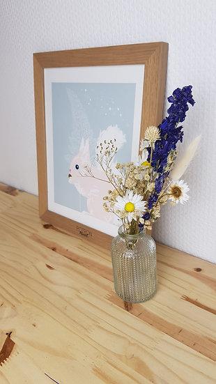 Mini + vase : naturel