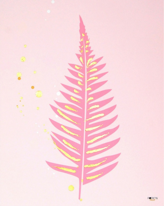 Rosée à l'aurore