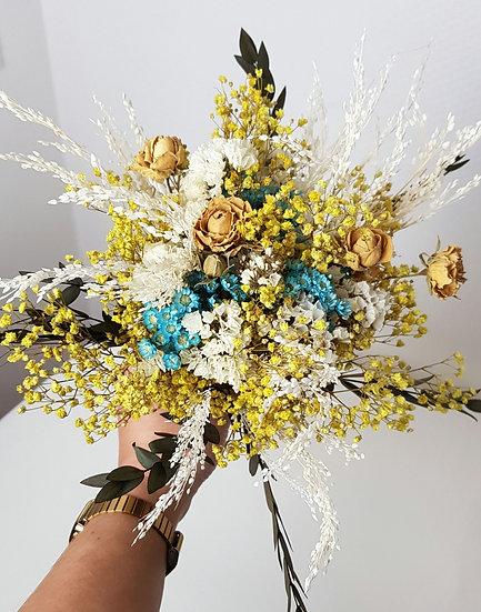 Bouquet lumière estivale