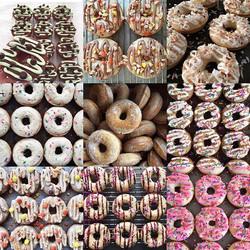 NATIONAL DONUT DAY🙌🏼🍩 #bakedbyjordan #nationaldonutday #yum #donuts #donut #bakeddonuts #cake #cu