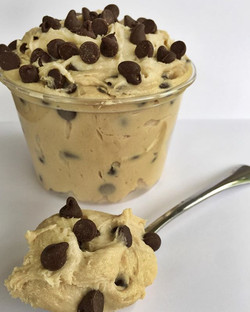 Baked by Jordan is SOOO excited to announce ✨EDIBLE CHOCOLATE CHIP COOKIE DOUGH✨ has officially been