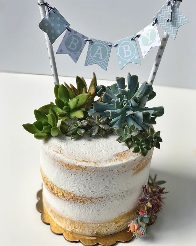 Are you as obsessed with this cake as I am_!_!☺️😍☺️😍 5_ triple layer succulent cake! Thank you Ash