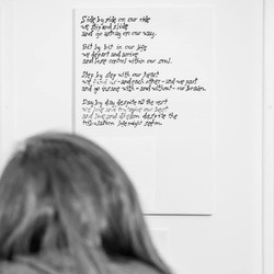 Poetrypicture side by side
