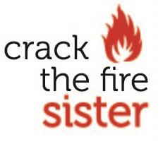 Sticker crackthefiresister
