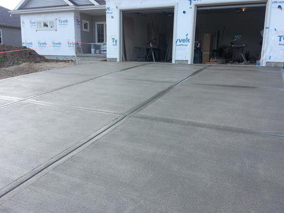 picture frame Driveway in Waunakee WI