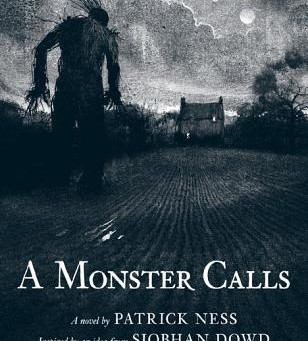 A Monster Calls. Why we need hopeful books on difficult topics.