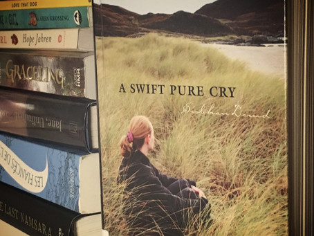 Crafting a Rich Beginning: A Swift Pure Cry, by Siobhan Dowd