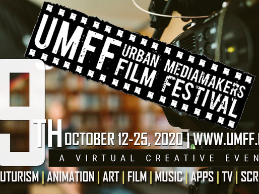 JANUARY 14th Awarded Best-Women Produced Short Film at UMFF