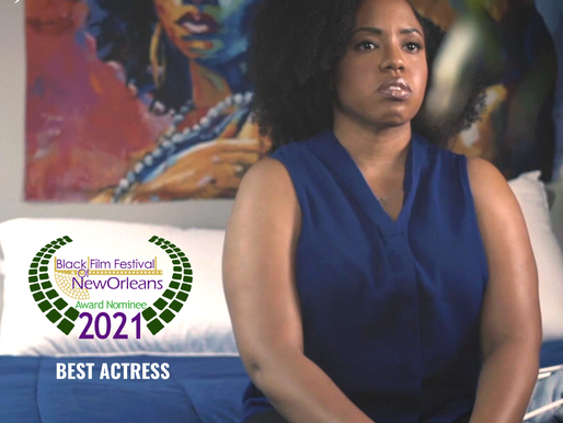Jasmine Runnels Nominated Best Actress at Black Film Festival in New Orleans