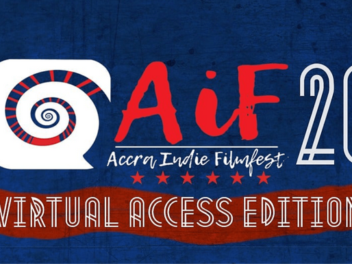 JANUARY 14TH Showcased in Virtual Panel Discussions at the 2020 Accra Indie Filmfest in Ghana