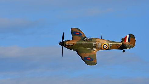 Hawker Hurricane RAF