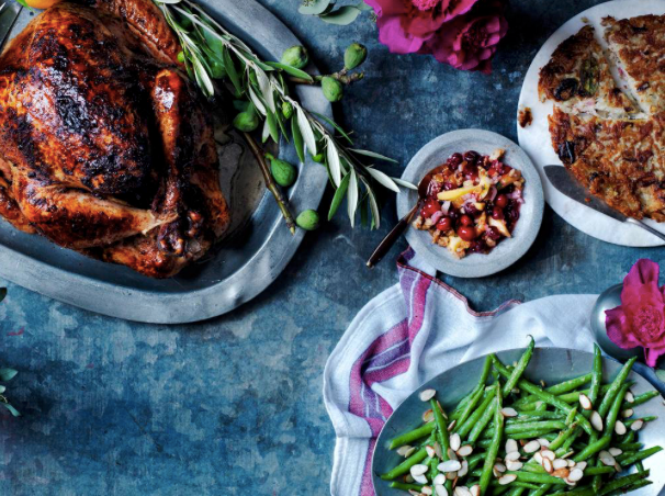 8 Simple Thanksgiving Tips to help you stay on the Healthy Track