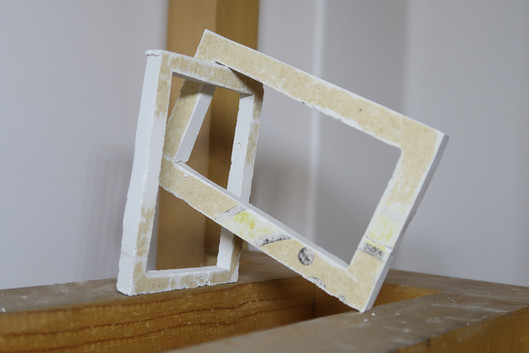 Experiment for Moveable sculptures