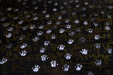 Prophetic Delusions - Golden writings & Hands